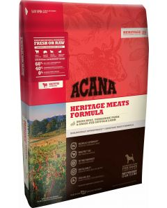 Acana Heritage Meats Dry Dog Food 25lb