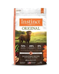Instinct Pet Food Salmon Dry Dog Food 20lb