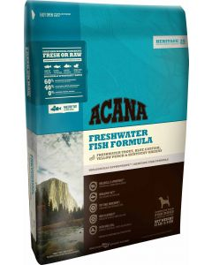 Acana Heritage Freshwater Fish Dry Dog Food 4.5lb