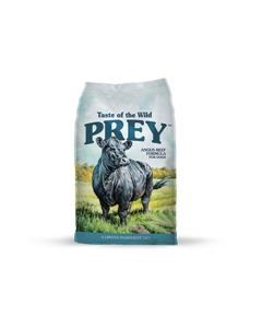 Taste of the Wild - Prey Angus Beef Limited Ingredient Formula for Dogs 25lb