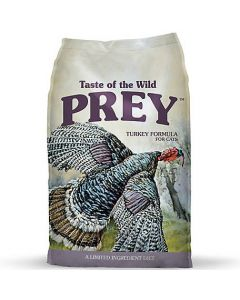 Taste of the Wild - Prey Turkey Limited Ingredient Formula for Cats 6lb