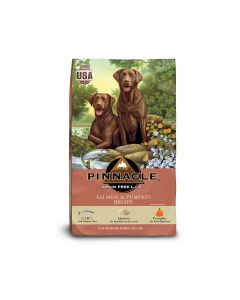 Pinnacle Salmon & Pumpkin Recipe Grain Free Dog Food 4lb