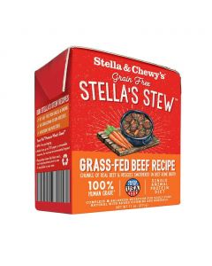 Stella and Chewys Grass-Fed Beef Stew 11oz