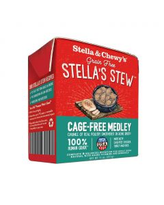 Stella and Chewys Cage-Free Medley Stew 11oz