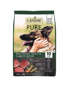 Canidae Grain Free Pure Land Bison Formula for Dogs 4lb