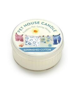 One Fur All Cotton Mini Candle Pet Odor Eliminator