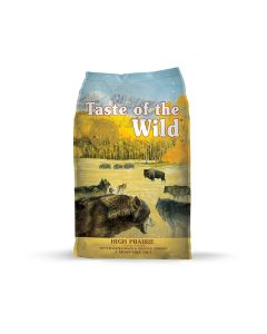 Taste of the Wild High Prairie with Bison Dry Dog Food 28lb