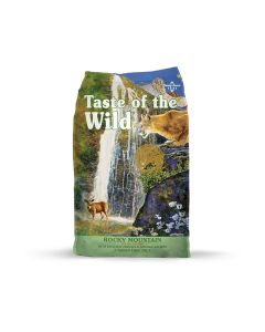 Taste of the Wild Rocky Mountain with Venison Dry Cat Food 14lb