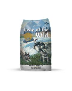 Taste of the Wild Pacific Stream Puppy with Salmon Dry Dog Food 28lb