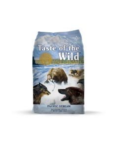 Taste of the Wild Pacific Stream with Salmon Dry Dog Food 28lb