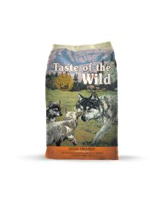 Taste of the Wild High Prairie Puppy with Bison Dry Dog Food 14lb