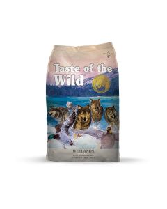 Taste of the Wild Wetlands with Fowl Dry Dog Food 28lb