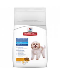 Science Diet Adult 7+ Active Longevity Small Bites Dog Food 15lb