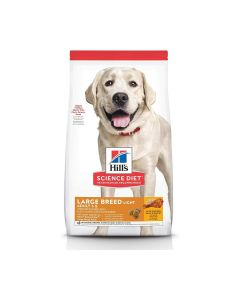 Science Diet Adult Large Breed Light Dog Food 30lb