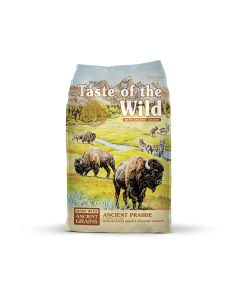 Taste of the Wild Ancient Prairie Roasted Bison & Roasted Venison Canine Recipe 28lb