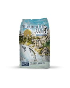 Taste of the Wild Ancient Stream Canine Recipe Smoked Salmon 28lb