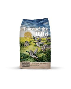 Taste of the Wild Ancient Wetlands Roasted Fowl Recipe Dry Dog Food 28lb