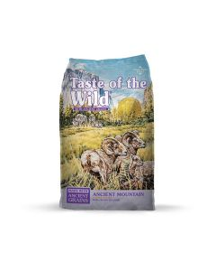 Taste of the Wild Ancient Mountain Canine Recipe Roasted Lamb 28lb