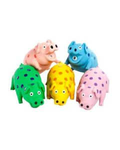 Multipet Origami Animals Latex Pigs