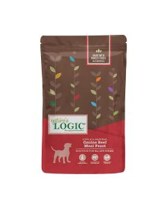 Nature's Logic Canine Beef Meal Feast All Life Stages Dry Dog Food 25lb