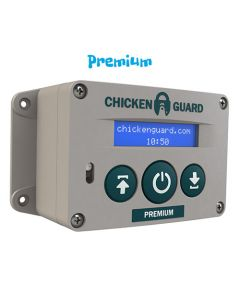 Chicken Guard Auto Door Kit Premium