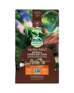 Oxbow Garden Select Mouse & Young Rat Food 2lb