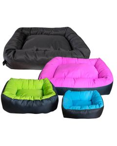 Cycle Dog Nestle Bed Black Small