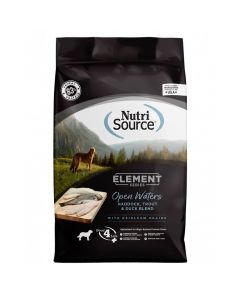 Nutrisource Element Open Waters Recipe Dry Dog Food 24lb