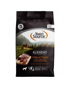 Nutrisource Element Series Outback Trails Recipe Dry Dog Food 12lb