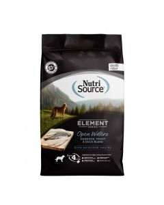 NUTRISOURCE ELEMENT OPEN WATERS RECIPE DRY DOG FOOD 4LB
