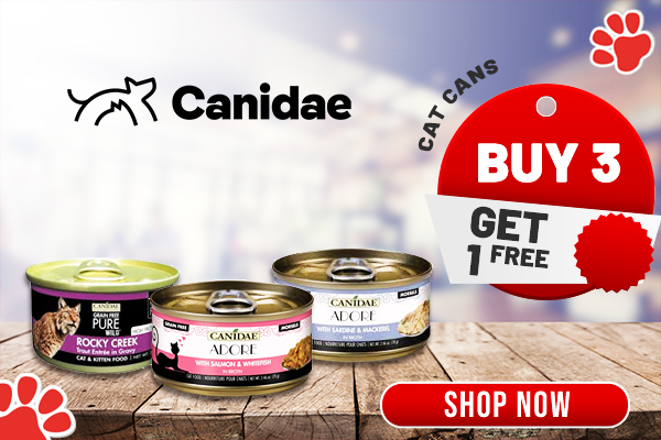 Canidae Cat Wet Food Deals
