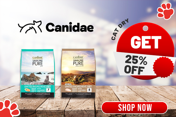 Canidae Cat Food Deals