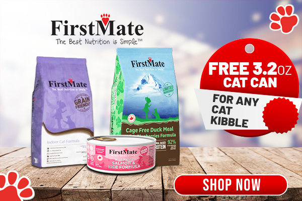 First Mate Cats Kibble